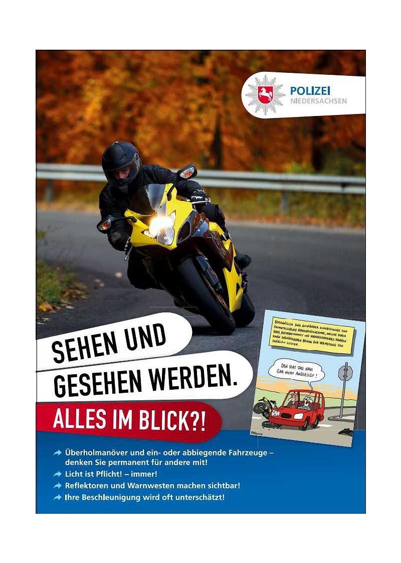 Alles im Blick©Polizei Niedersachsen