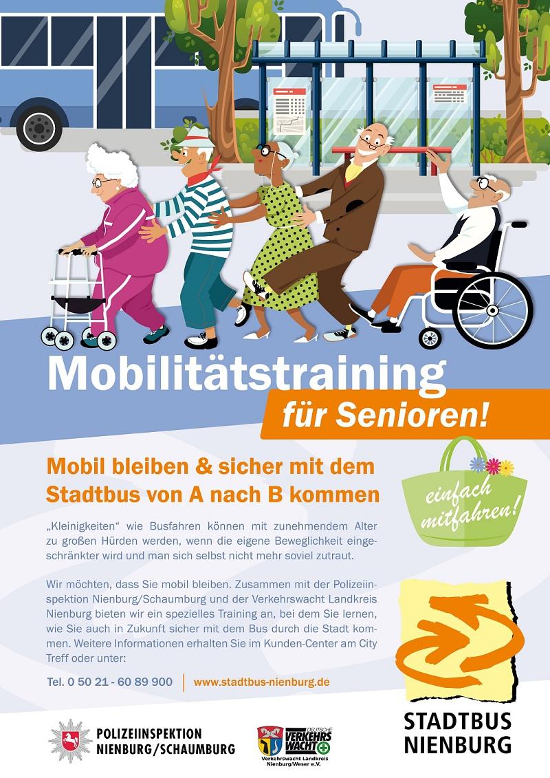 Poster©Stadtbus Nienburg
