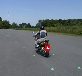 Motorrad©Verkehrswacht Nienburg