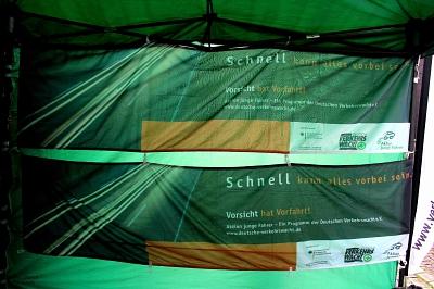 Banner©Verkehrswacht Nienburg